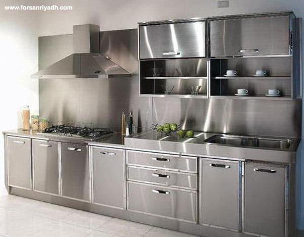 مطبخ الومنيوم