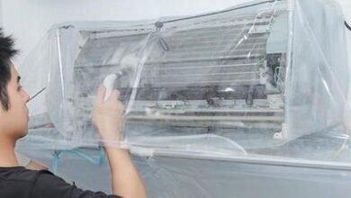 شركة فرسان الرياض لتنظيف وصيانة المكيفات